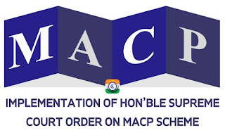 MACP on Promotional Hierarchy - Supreme Court Case Status - Order reserved