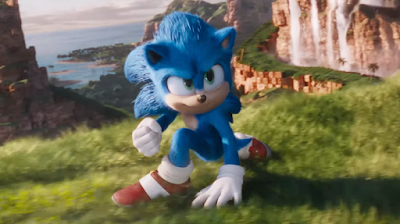 movie review sonic hedgehog