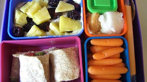 Mundo fili como preparar una lonchera para los ni os de for Como preparar comida para ninos