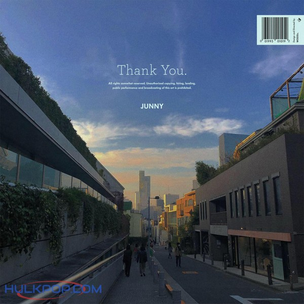 JUNNY – Thank You – Single