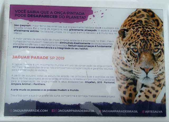 Jaguar Parade 2019
