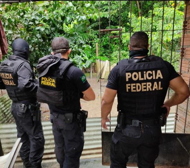 PF combate crime organizado na fronteira com a Guiana Francesa