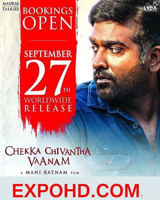 Chekka Chivantha Vaanam 2019 Online Movie Download Full 720p | 1080p | HDRip x265