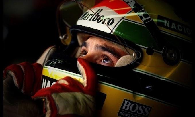 Ayrton Senna su último gran premio