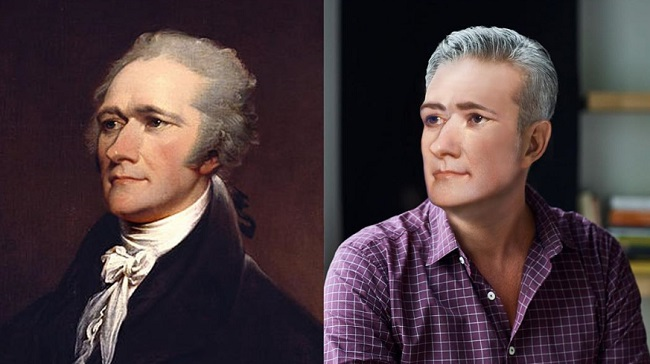 Alexander Hamilton /Royalty Now/Reprodução
