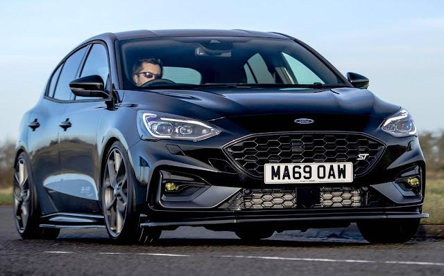 Novo Ford Focus ST 2021