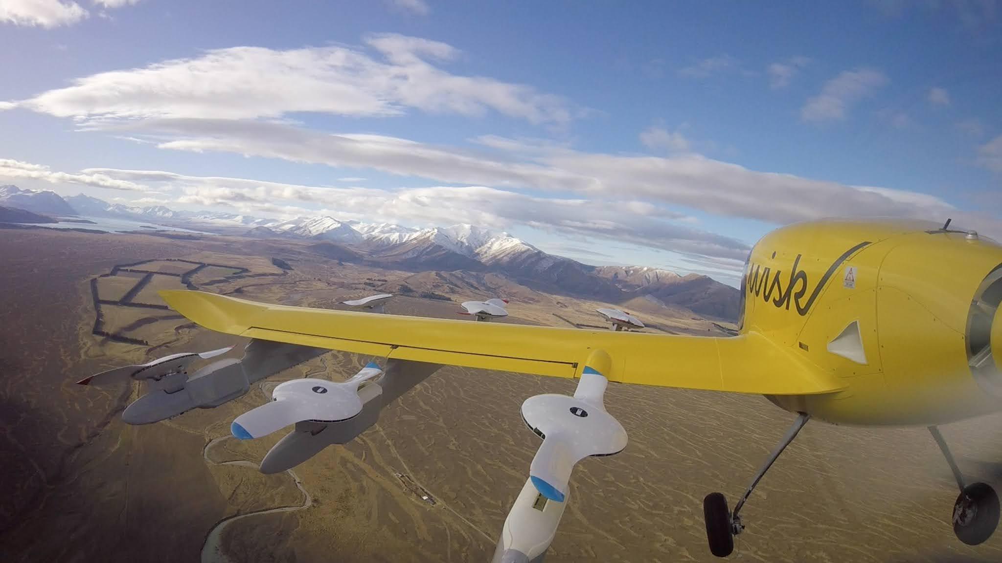 Wisk Prepares to Launch Trial to Advance Autonomous Passenger Transport