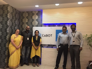 The Management Team Cabot Solutions