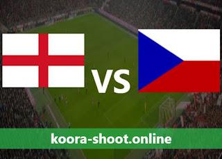 تفاصيل مباراة جمهورية التشيك وإنجلترا اليوم بتاريخ 22/06/2021 يورو 2020