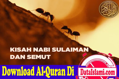 Download Surat An Naml Mp3 Full Ayat Suara Merdu Gratis
