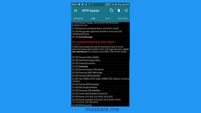 Cara Mengubah Kuota Topping Instagram by.U Menjadi Kuota Utama Dengan HTTP INJECTOR