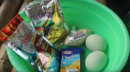 Cara Meracik Umpan Pelangi Jagung Susu