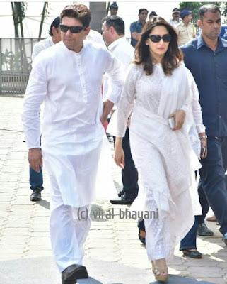 Photos: India bids farewell to Bollywood legend, Sridev