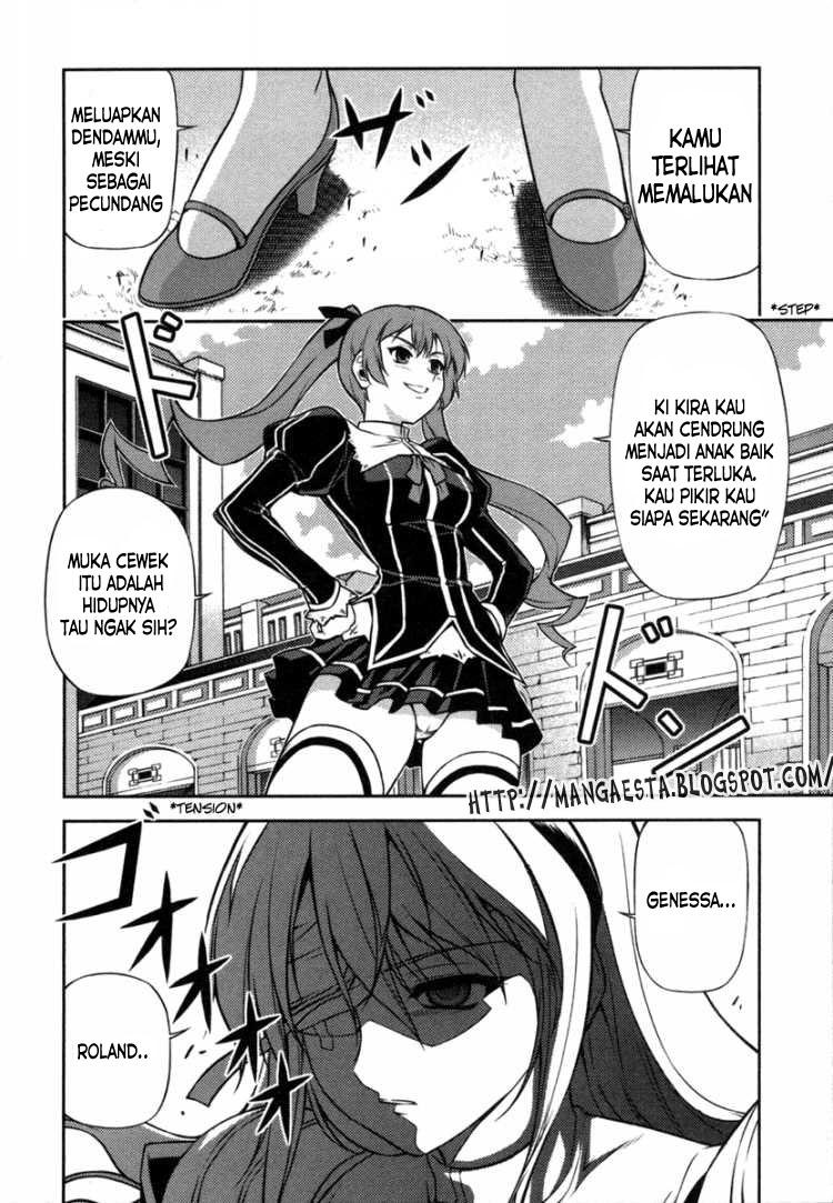 Manga Freezing Chapter 1 Bahasa Indonesia