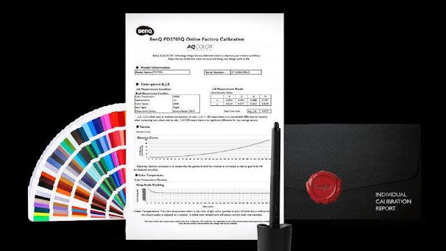 BenQ DesignVue PD2705Q Review