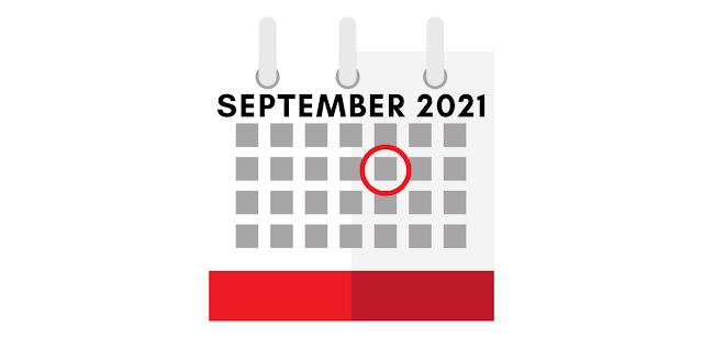 Tanggal Merah Bulan September 2021