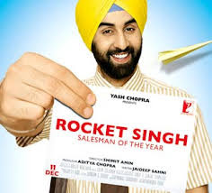 Rocket Singh : Best Motivational movies for business man