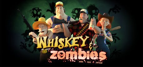 Whiskey Zombies The Great Southern Zombie Escape-DARKSiDERS