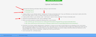 Download 2 verification files
