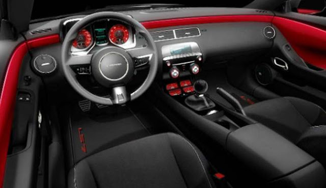 Chevy Camaro 2020 Redesign