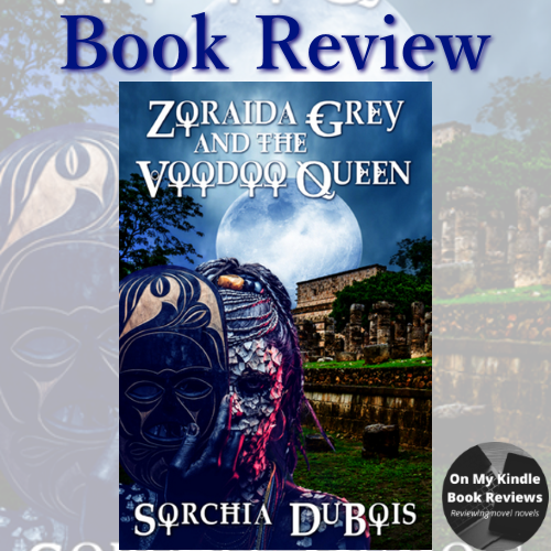 Find more reviews of books like ZORAIDA GREY AND THE VOODOO QUEEN on Instagram!