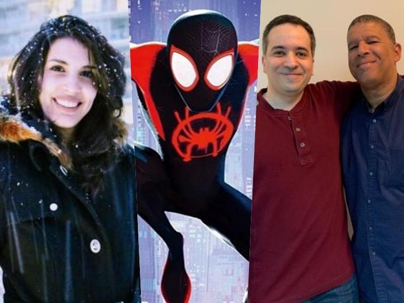 """Tres dominicanos trabajaron en la película """"Spider-Man: Into the Spider-Verse"""""""