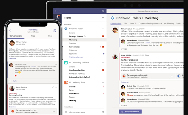 What Is Microsoft Teams? Price, Platforms And New Features
