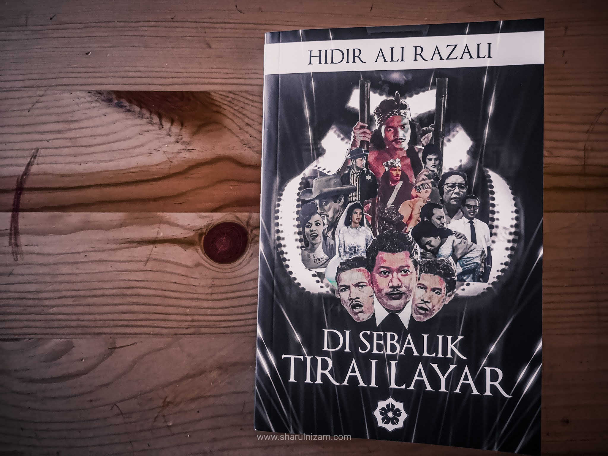 Di Sebalik Tirai Layar Oleh Hidir Ali Razali