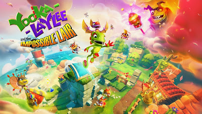 Yooka-Laylee and the Impossible Lair Review. Just the two of us.