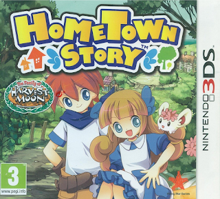 Hometown story CIA 3ds