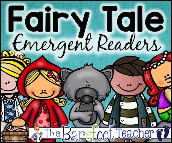 You've found the perfect Fairy Tales Emergent Readers for your Preschool, Kindergarten, or First Grade kids. These easy to read books will go right along with the other activities, ideas, & crafts you have planned for your little readers. They are a perfect way to practice high frequency words. Download The Little Red Hen FREE!