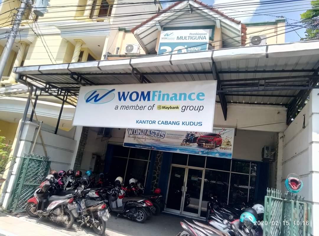 Lowongan Kerja Kudus 2020 PT.WOM Finance,Tbk Cab Kudus Membutuhkan 7 orang untuk bulan depan untuk mengisi kekosongan sebagai Colektor (Menagih angsuran tertunggak ke konsumen), Syarat