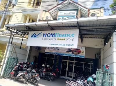 Walk In Interview PT WOM Finance Tbk area Jepara, Kudus, Purwodadi dan Wonogiri