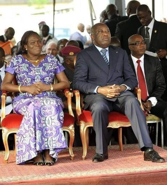Former Cote D'Ivoire President, Laurent Gbagbo, 76, files for divorce from wife to end 30-year marriage
