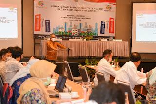 Konsultasi Publik Tata Ruang NTB, bahas Isu penting soal kemiskinan