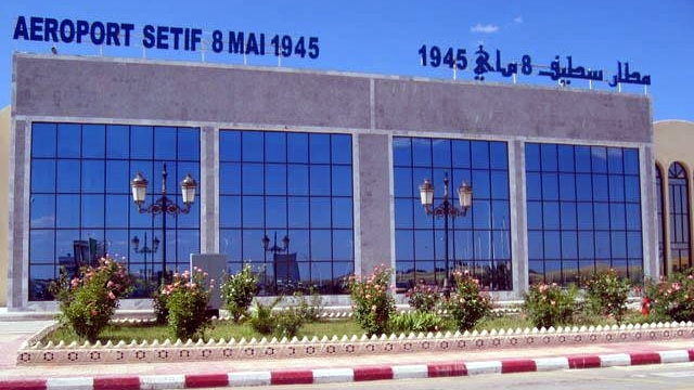 مطار سطيف الدولي Sétif International Airport