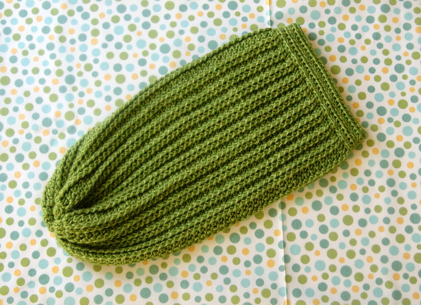 Alice And The Mock Turtle Free Crochet Pattern Baby Cocoon With
