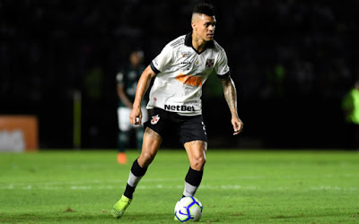 Volante Richard, do Corinthians, não está no radar do Vasco