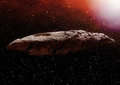 Oumuamua - Una Galaxia Maravillosa