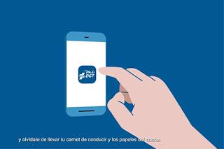 Llevar en el móvil el carné de conducir o los papeles del coche ya es posible