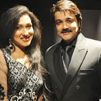 Rituparna and Prosenjit in film Prakton