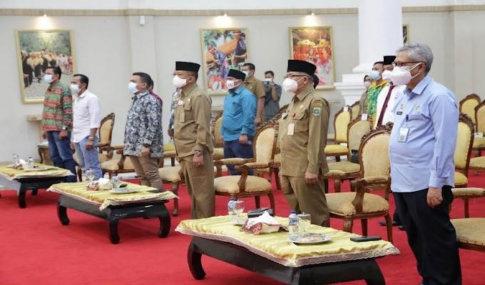 PWI Banten ikuti Perayaan Puncak HPN 2021 Bersama Presiden