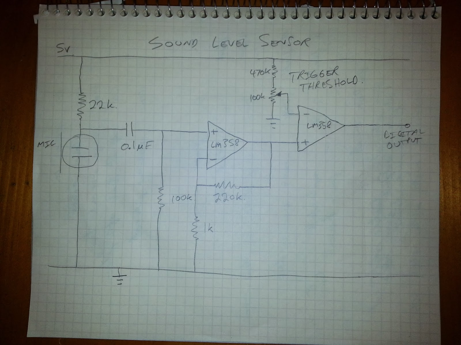 below is the schematic diagram of an audio input module we can below is the schematic diagram of an audio input module we can [ 1600 x 1200 Pixel ]