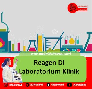 Reagen Di Laboratorium Klinik