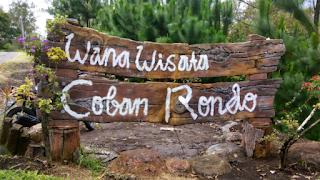 Coban Rais and Coban Rondo Batu Malang