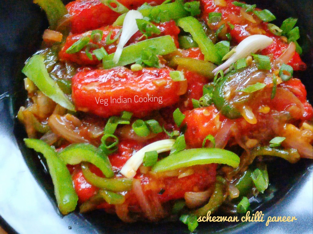 Veg indian cooking restaurant style schezwan chilli paneer how to make schezwan chilli paneer restaurant style indian chinese crispy paneer schezwan recipe indo chinese chings paneer schezwan paneer chilly dry forumfinder Choice Image