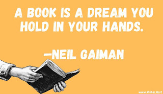 quote about reading and dreaming