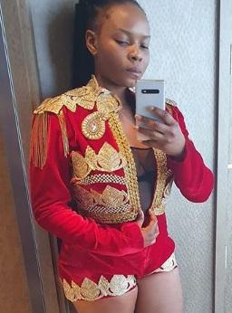 Yemi Alade's no makeup face (photos)