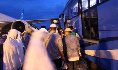 1 Calon Jamaah Haji asal Aceh Pidie Wafat di Pesawat