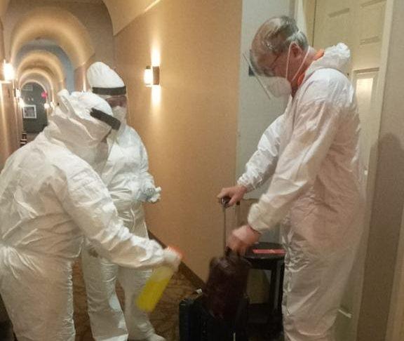 Confirma Tamaulipas nueva cepa de coronavirus en viajero internacional
